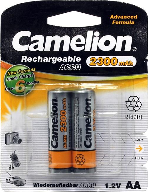 Аккумулятор Camelion 2300 mAh AA