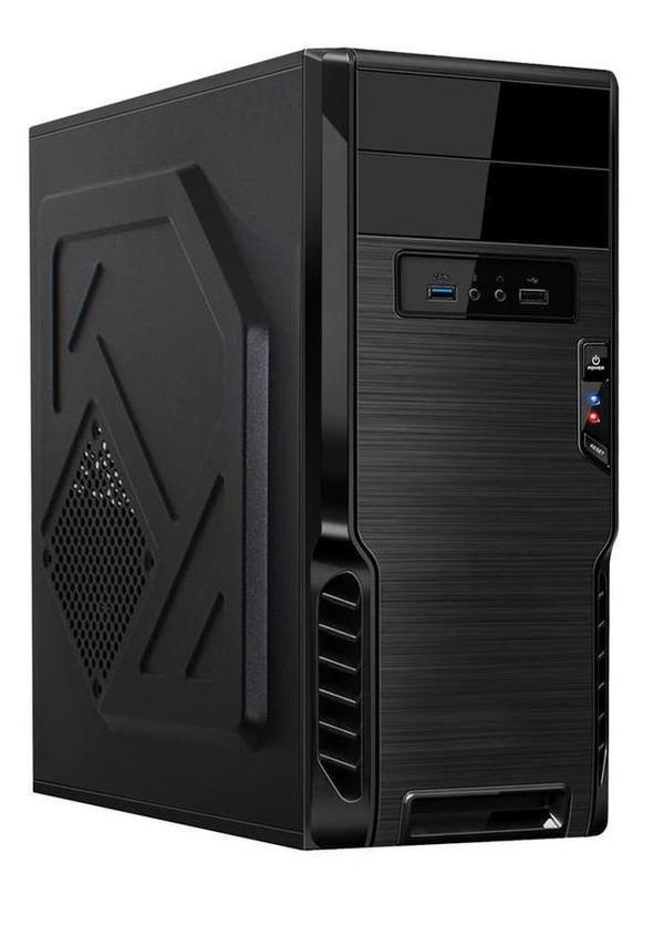Корпус 3Cott 4402 ATX 450W Black