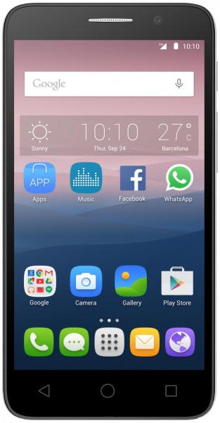 Alcatel 5054D POP 3 (5.5) Black/White