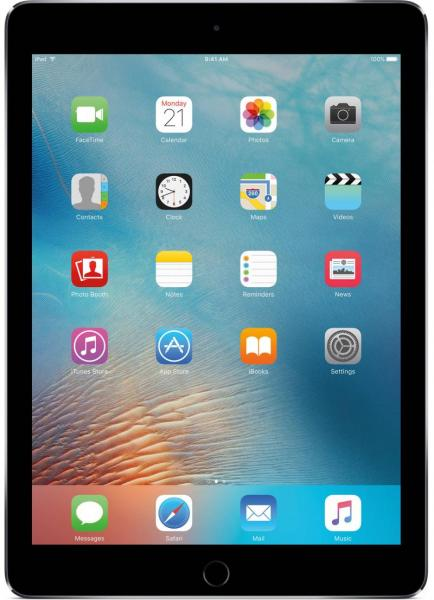 Apple iPad Pro 9.7-inch Wi-Fi 256GB - Space Gray (MLMY2RU/A)