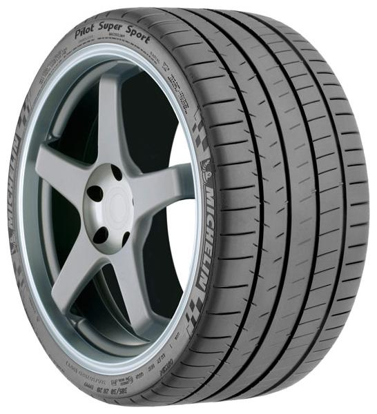 Michelin Pilot Super Sport 245/35 R20 95Y