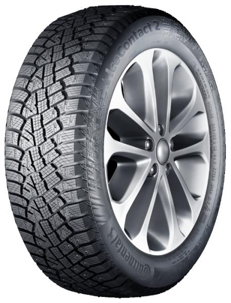 Шина Continental IceContact 2 205/55 R16 94T