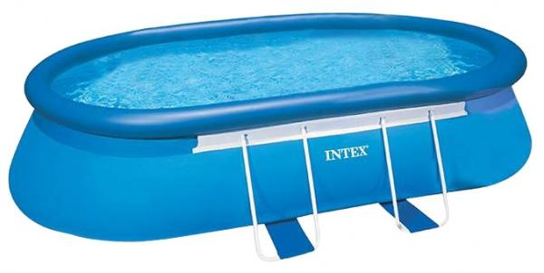 Intex Oval Frame Pool 28192