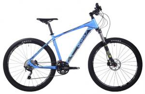 "Dewolf 2016 TRX 500, размер: 18"", цвет: SKY BLUE/BLACK/LIME GREEN"