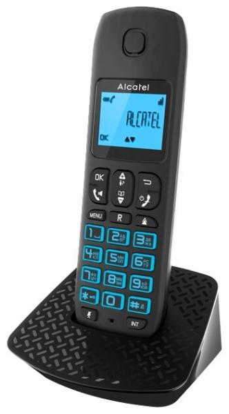 Радиотелефон DECT Alcatel E192 White