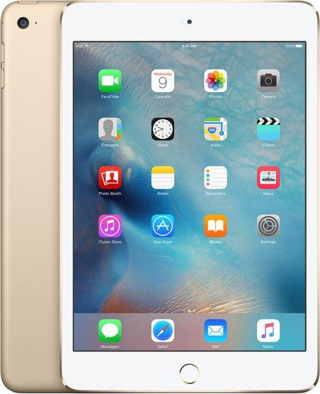 Планшет Apple iPad mini 4 128Gb Wi-Fi Gold MK9Q2RU/A